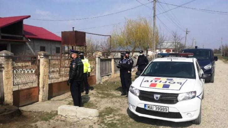 La Baltesti,politistii prahoveni au deschis un dosar penal pentru zadarnicia combaterii bolilor