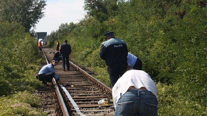 Un tanar  din Ploiesti a decedat dupa ce a fost lovit  de tren