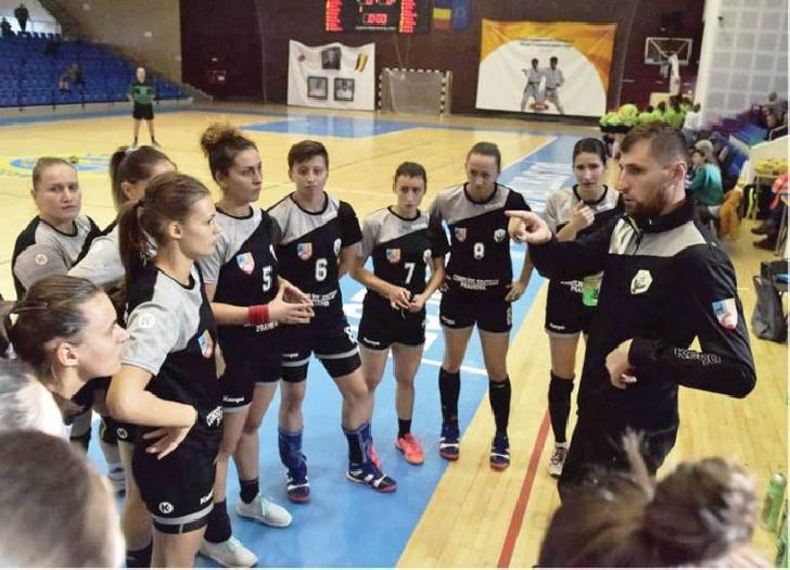 Echipa de handbal Activ  Ploieşti îşi va relua activitatea începând de luni