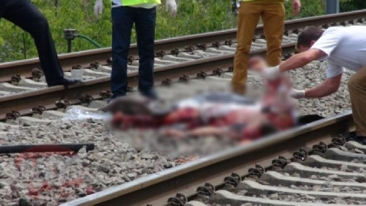 Socant . Un bărbat a fost găsit spânzurat pe podul de cale ferată dintre staţiile c.f. Blejoi şi Scăieni