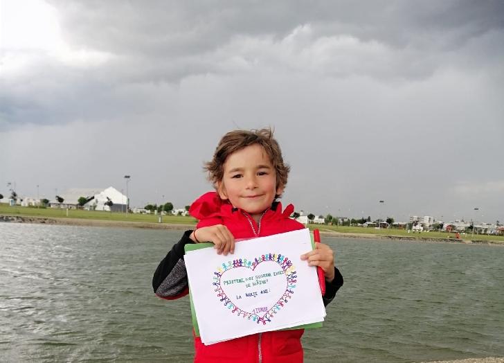 Un copil din Ploieşti este printre