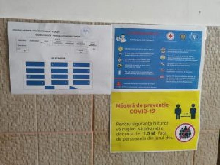 Prefectura Prahova  a verificat modul în care sunt respectate normele igienico-sanitare în câteva şcoli din judet