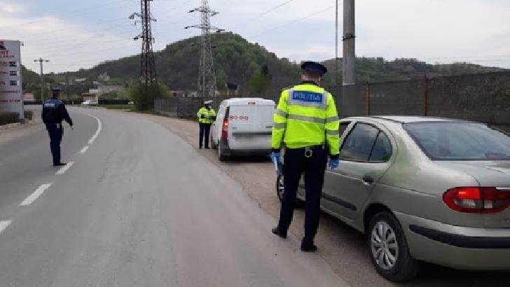 IPJ Prahova. Dosare penale întocmite în minivacanţa de Rusalii,  pentru infracţiuni la regimul rutier