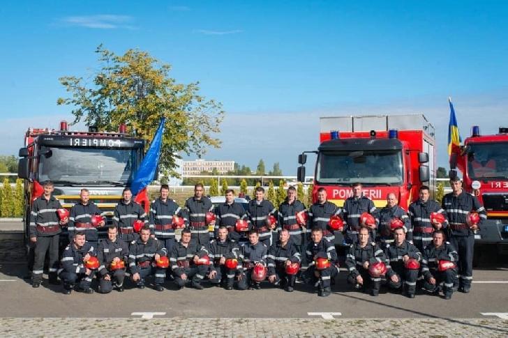 Peste 170 de pompieri sunt pregătiţi să intervină în sprijinul populaţiei şi autorităţilor locale din zonele vizate de fenomenele meteorologice periculoase prognozate pentru perioada următoare