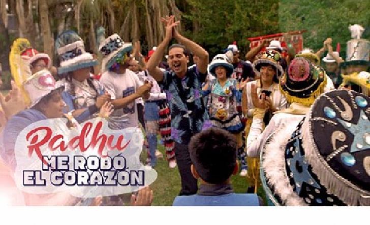 """Artistul ploiestean Radhu a lansat un album nou si videoclip la piesa """"Me Robo el Corazon"""".Vezi clipul AICI"""