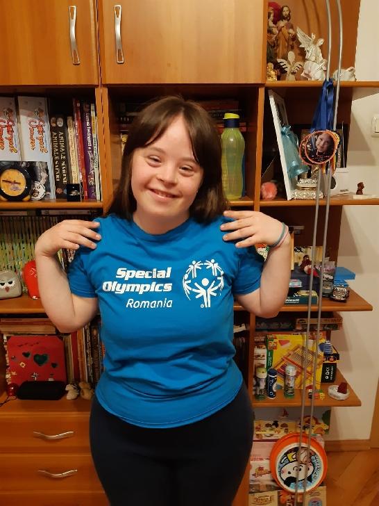 145 de sportivi Special Olympics România s-au înscris la Campionatul Virtual de Fitness dedicat persoanelor cu dizabilităţi intelectuale care începe pe 24 iunie