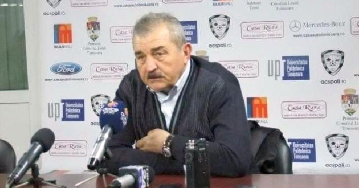 Fotbalul romanesc este in doliu. Carismaticul antrenor Ionuţ Popa a încetat din viaţă