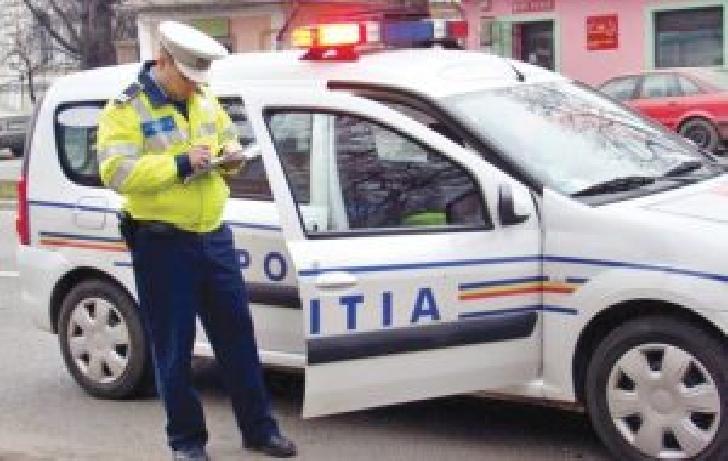 Dosare penale pentru conducători auto depistaţi la volan sub influenţa alcoolului