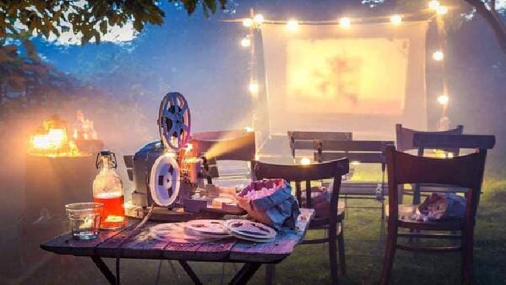 Grădina Botanica Bucov va găzdui în acest week-end o proiecţie de film în aer liber