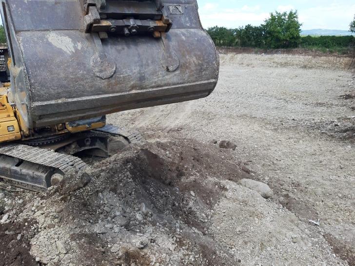 0 bombă de război a fost găsită în apropierea unui complex rezidenţial din Ploieşti