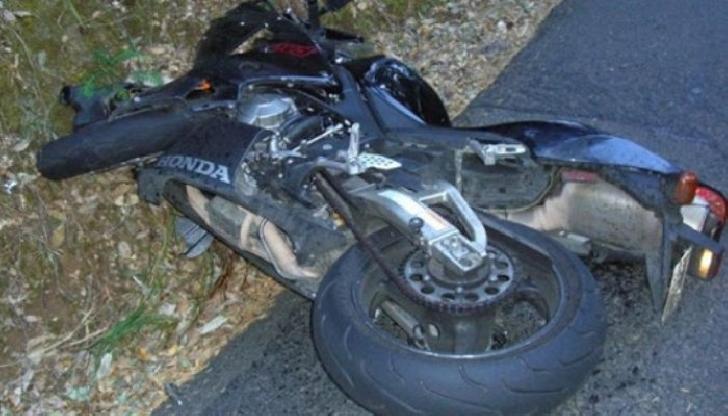 Accident rutier la Buşteni, între un autoturism şi două motociclete