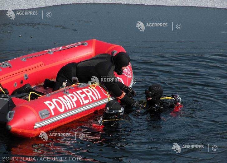Un băiat în vârstă de 11 ani a fost găsit înecat în râul Teleajen