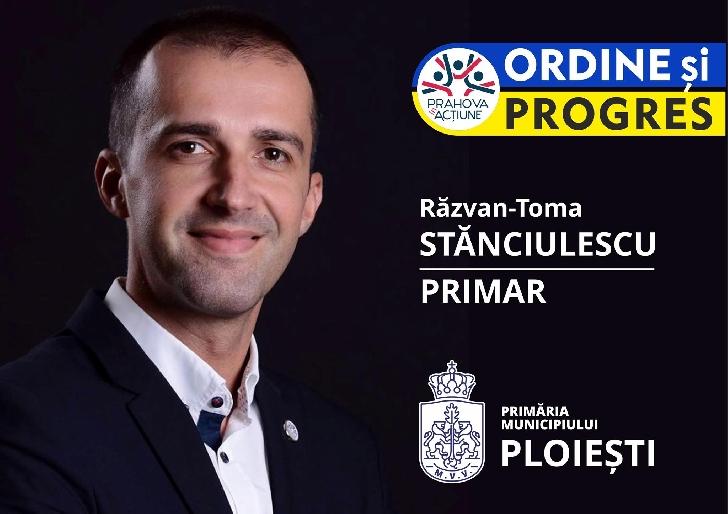 """COMUNICAT DE PRESĂ PARTIDUL PRAHOVA IN ACTIUNE    """"Suntem pregătiţi să câştigăm alegerile locale"""""""