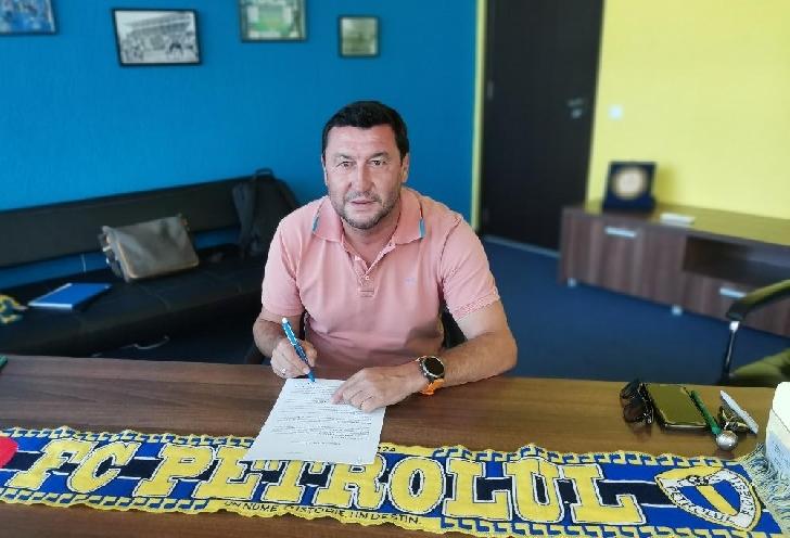 Viorel Moldovan,noul antrenor al echipei Petrolul Ploiesti