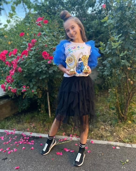 Daria Elena Udrea (Clubul Artist), premii importante la Festivalul Braşov Live Fest 2020 (foto si video)
