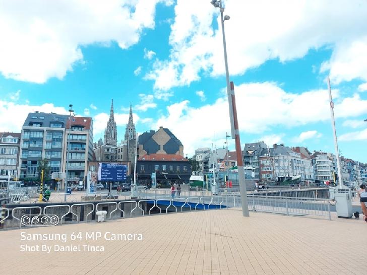 EXCLUSIV.Oraşul Oostende (Belgia) pe timp de pandemie si nu numai ...(foto)