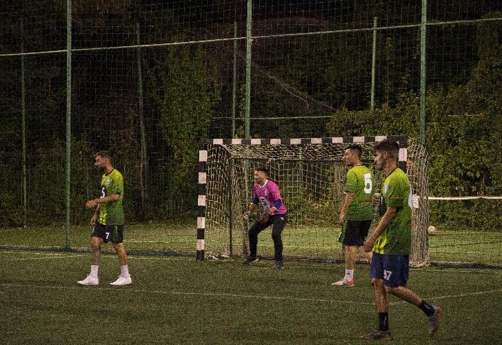Oilfriends a învins vicecampioana ultimelor sezoane la minifotbal, Petrolul 95
