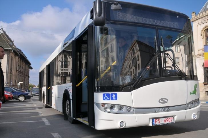 Elevii din Ploiesti si judetul Prahova vor circula gratuit cu mijloacele de transport in comun ale TCE Ploiesti