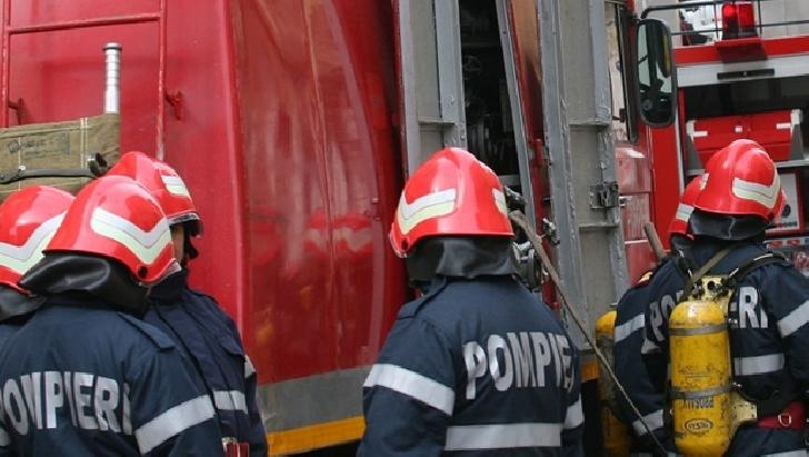 Început de săptămână plin pentru pompierii din Prahova