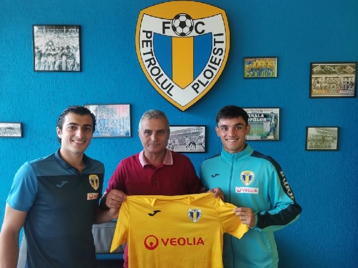 Alţi doi jucători au semnat cu Petrolul Ploieşti