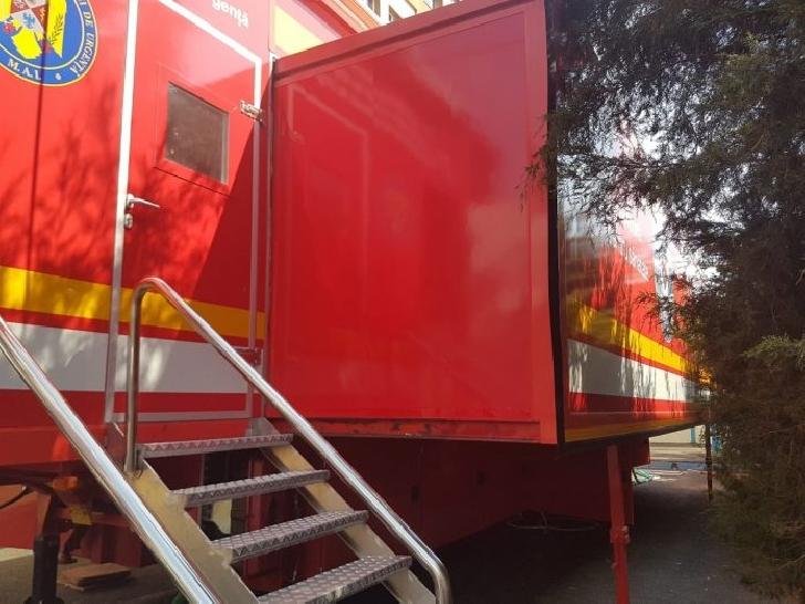 Un singur loc mai este liber la sectia ATI  a Spitalului Judetean Prahova