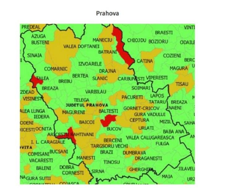 In 4 localitati din Prahova,scoala va incepe in mediul on-line