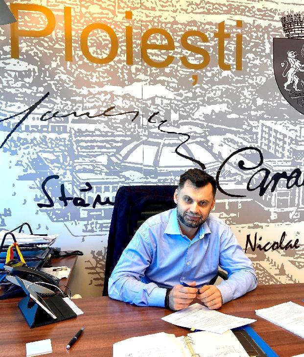 Primaria Ploiesti a semnat contractul de finanţare a proiectului Modernizare strada Gh. Grigore Cantacuzino în zona Pasaj CFR Podul Înalt