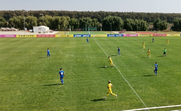 Infrangere drastica in amicalul de la Buftea . FC Voluntari-Petrolul Ploiesti 8-2