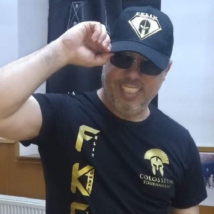 Stelu Felix si Felix Kombat Gym- Urare aniversara 10 ANI IPC (video)