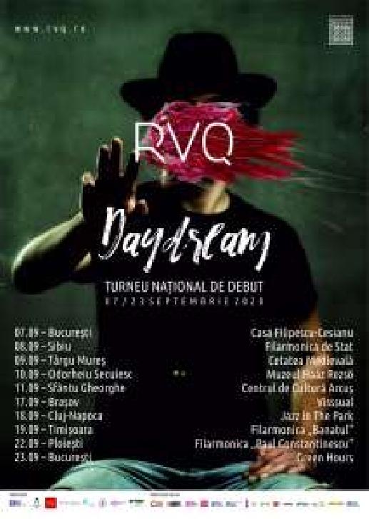 Radu Valcu Quartet -Daydream – Turneu National de Debut