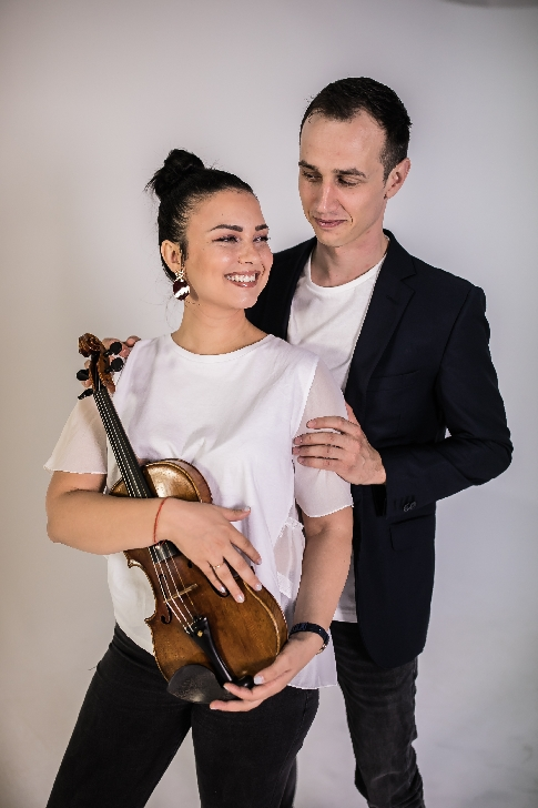 Consuela Besu a lasat in urma orchestrele faimoase ale Italiei, pentru un proiect de suflet