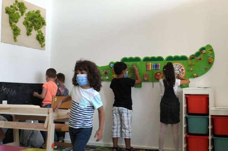Organizaţia Umanitară CONCORDIA a deschis luna aceasta prima şcoală primară incluzivă la Ploieşti