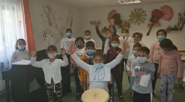 10 ANI IPC .URARE ANIVERSARA A TOBOSARILOR de la Centrul de Zi pentru Copii Casa Cristina (video)