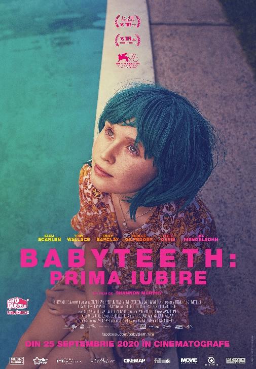 """""""Babyteeth: prima iubire"""", de vineri pe ecranele din Ploieşti"""