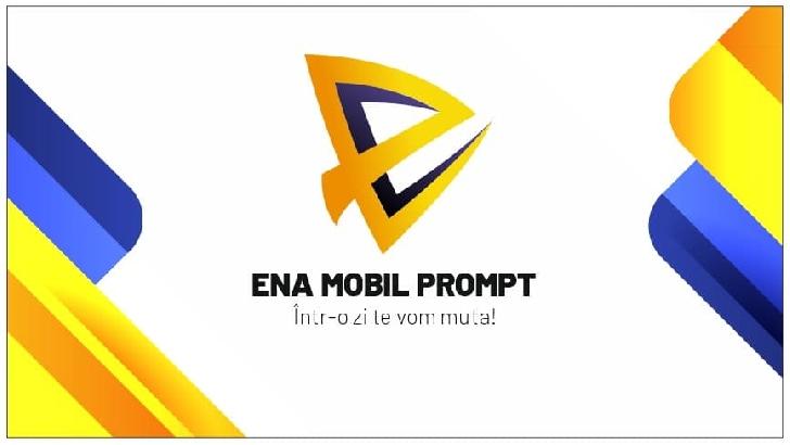 ENA MOBIL PROMPT, mobila ta ajunge cu siguranţă la noua casă sau la noul birou