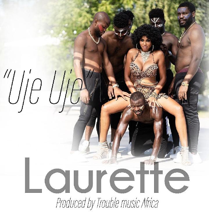 Imagini incendiare cu Laurette in noul ei videoclip,