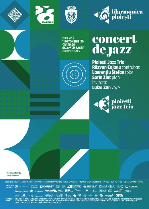 """Concert Tribut Billie Holliday la Filarmonica """"Paul Constantinescu """" Ploiesti"""