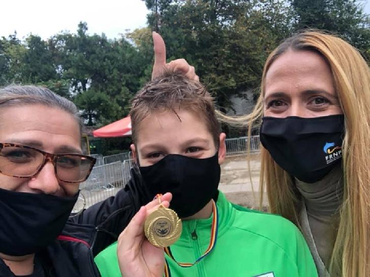 Medalii importante pentru inotatorii (copii) de la CSM Ploiesti la Campionatul National de la Bucuresti