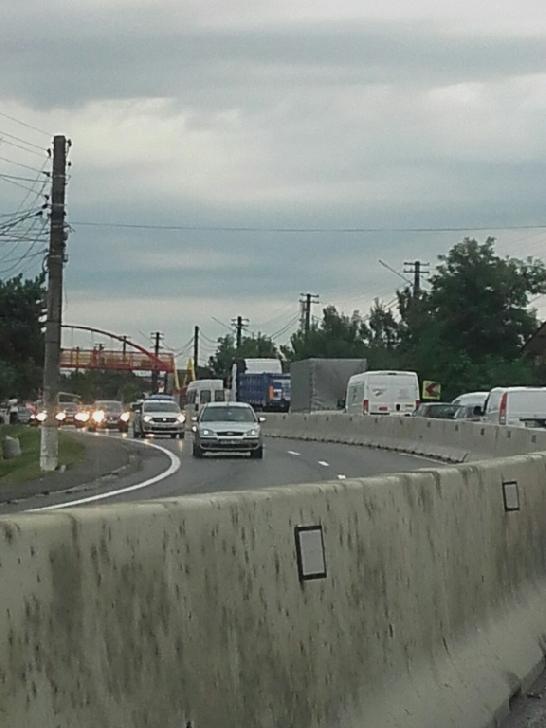 Traficul rutier va fi întrerupt la Româneşti