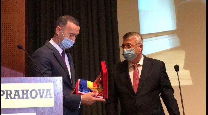 A fost  investit noul Consiliul Judetean Prahova