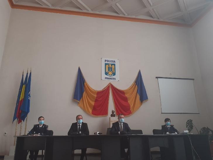 IJP PRAHOVA şi-a anunţat bilanţul activităţilor pe ultimele 9 luni (video )