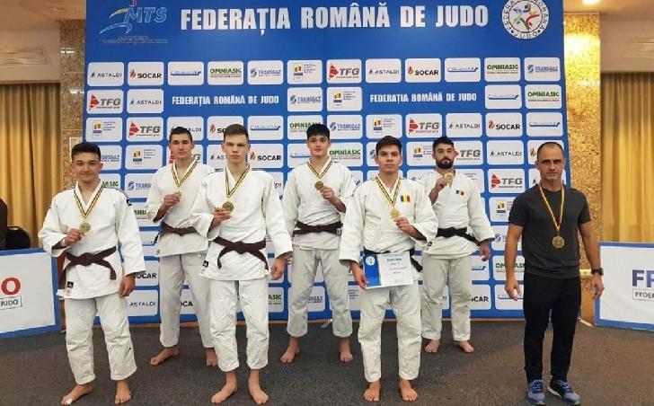 4 medalii la Cupa României de judo pentru  CSM-CFR-CSŞ Ploieşti