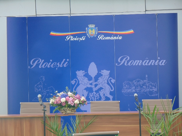 Consilierii locali şi noul Primar al municipiului Ploieşti au depus jurământul (foto si video)