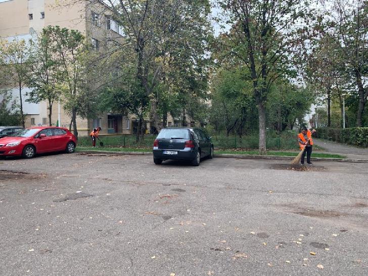 "Programul ""Curatenie generala"" in Ploiesti.30 octombrie 2020 (foto -video)"