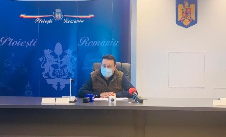 Primarul Ploiestiului a invitat la discuţii reprezentanţii instituţiilor locale de ordine publică