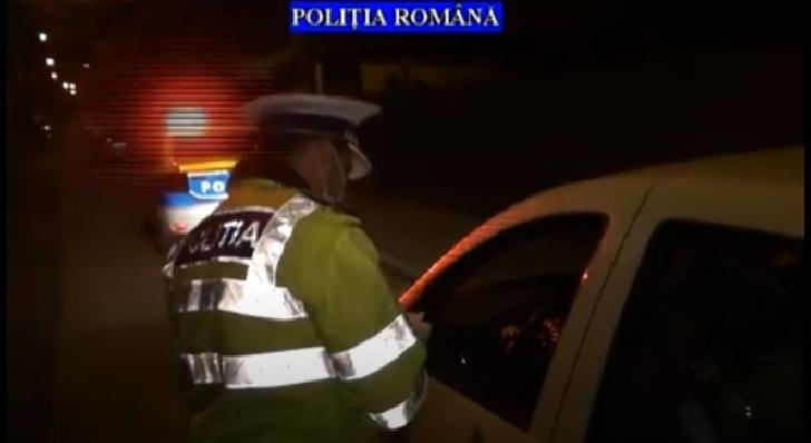 IPJ PRAHOVA.ACŢIUNE INFORMATIV-PREVENTIVĂ DESFĂŞURATĂ DE POLIŢIŞTII PRAHOVENI   IN NOAPTEA DE DUMINICA  SPRE LUNI .(video)