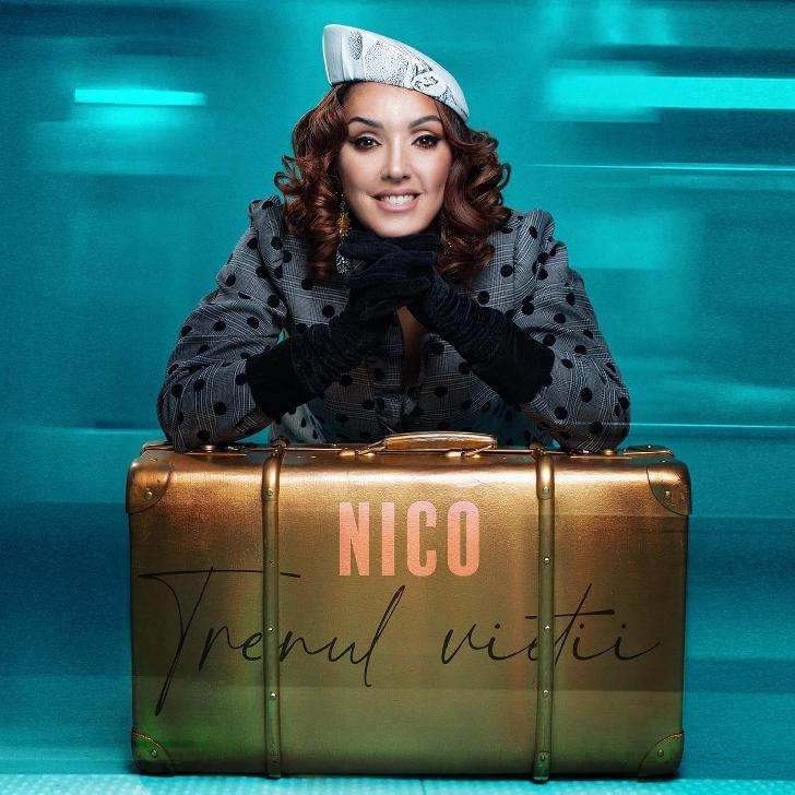 """Nico (Nicoleta Matei) a urcat în"""" Trenul vieţii"""". Ascultă melodia AICI"""