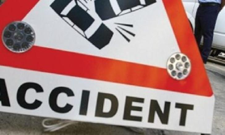 Accident rutier în zona localităţii Floreşti Prahova