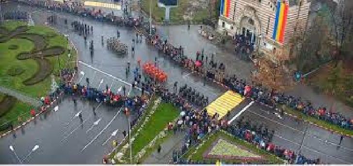 Primăria Ploieşti a anunţat programul manifestărilor de 1 decembrie. Tradiţionala paradă nu va mai avea loc