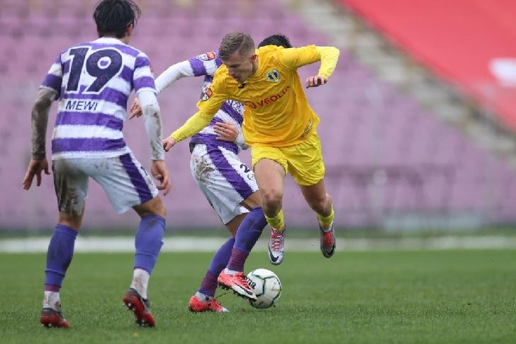Infrangerea de la Timisoara ne duce la mijlocul clasamentului .  ASU Politehnica Timişoara – FC Petrolul Ploieşti 1-0